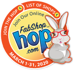 March 2020 Shop Hop Bunny