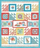 Back Porch Celebration Free Quilt Pattern