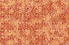 Quilting Treasures Danielle Tonal Scroll Orange