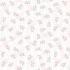 Windham Fabrics Colette Lattice Leaves White