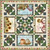Country Road Market Table Topper Free Quilt Pattern