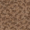 Henry Glass Woodland Haven Flannel Animal Silhouette