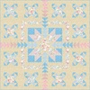 Eaton Place Star Garden Free Quilt Pattern