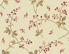 Maywood Studio Burgundy and Blush Berry Vine Soft Green