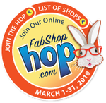 March 2019 Shop Hop Bunny