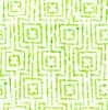 Maywood Studio Bejeweled Batiks Stitched Squares White/Green