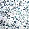 Northcott Banyan Batiks Boho Beach Leaves Light Turquiose