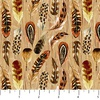 Northcott Naturescapes Pheasant Run Feathers