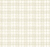 Maywood Studio Woolies Flannel Plaid Light Tan