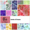 Garden of Dreams Strip Roll by In the Beginning Fabrics
