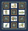 Animal Spirits - Spirit Stars Free Quilt Pattern