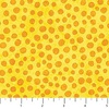 Northcott Stonehenge Kids Undersea 3D Tonal Dots Yellow
