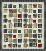 Lakehouse Forest Tracks Free Quilt Pattern