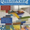First Time Quiltmaking (Second Revised & Expanded Edition)