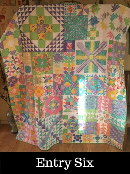 Moda Blockheads Virtual Quilt Show