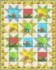 Adventures of Bear and Friends - Bear Sees Colors Free Quilt Pattern