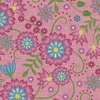 Maywood Studio Flower and Vine Pink