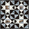Fishing Bears Free Quilt Pattern