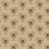 Henry Glass Buttermilk Blossoms Bud and Leaf Spray Taupe