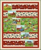 Green Mountain Farm Large Throw Free Quilt Pattern