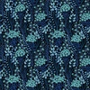In The Beginning Fabrics Garden Delights III Prairie Flowers Blue