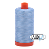 Aurifil Variegated Thread Stone Washed Denim