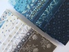 Royal Blue Half Yard Bundle by Andover Fabrics