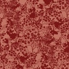 In The Beginning Fabrics Garden Delights III Tonal Floral Coral