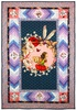 Elderberry Flower Fairies Free Quilt Pattern