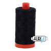 Aurifil Thread Black