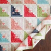 Harper's Garden Hearts at Home II Quilt Kit by Moda
