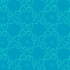 Benartex Social Butterfly Flower Scroll Teal