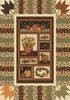 Pumpkin Patch - Harvest Pumpkins Free Quilt Pattern