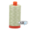 Aurifil Variegated Thread Light Spring Green