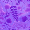 Studio E Fabrics Woodland Wonders Wildflowers Purple
