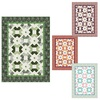 Intaglio Cross The Line Free Quilt Pattern