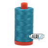 Aurifil Thread Medium Turquoise