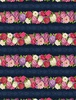 Wilmington Prints Floral Serenade Border