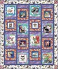 Sassier Animals Free Quilt Pattern