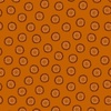 Henry Glass Autumn Is Calling Circle Dots Pumpkin