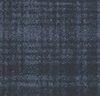 Maywood Studio Woolies Flannel Windowpane Dark Navy