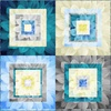 Dream Big - Four By Four Free Quilt Pattern