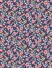 Wilmington Prints Fleurette Mixed Floral Navy