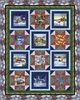 Let It Snow II Free Quilt Pattern