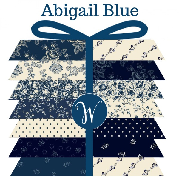 Abigail Blue by Windham Fabrics