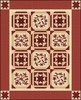 Berries and Blossoms I Free Quilt Pattern