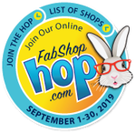 September Fab Shop Bunny 2019