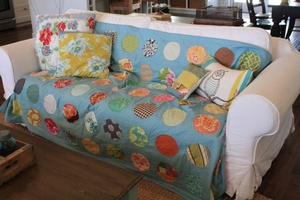 Ideas On How To Display Your Quilts