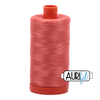 Aurifil Thread Salmon