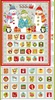 Andover Fabrics Festive Advent Calendar Panel